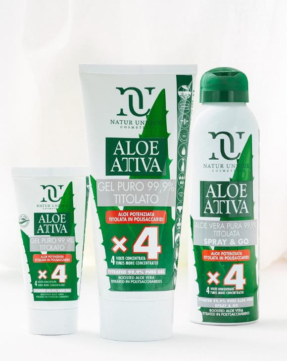 Aloe Attiva 4X